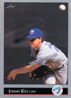 1992 Toronto Blue Jays Baseball Cards Baseball Cards By
