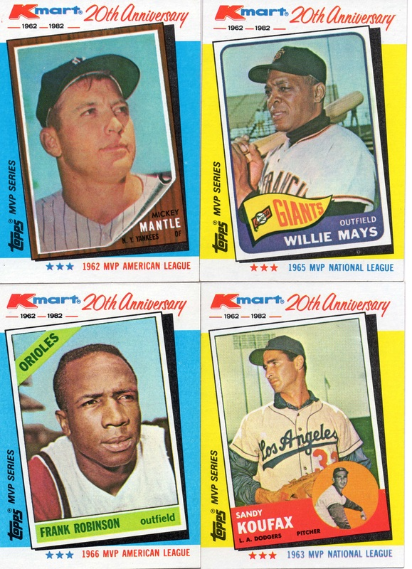 1980 1984 Baseball Trading Cards Sets For Sale Baseball Cards By