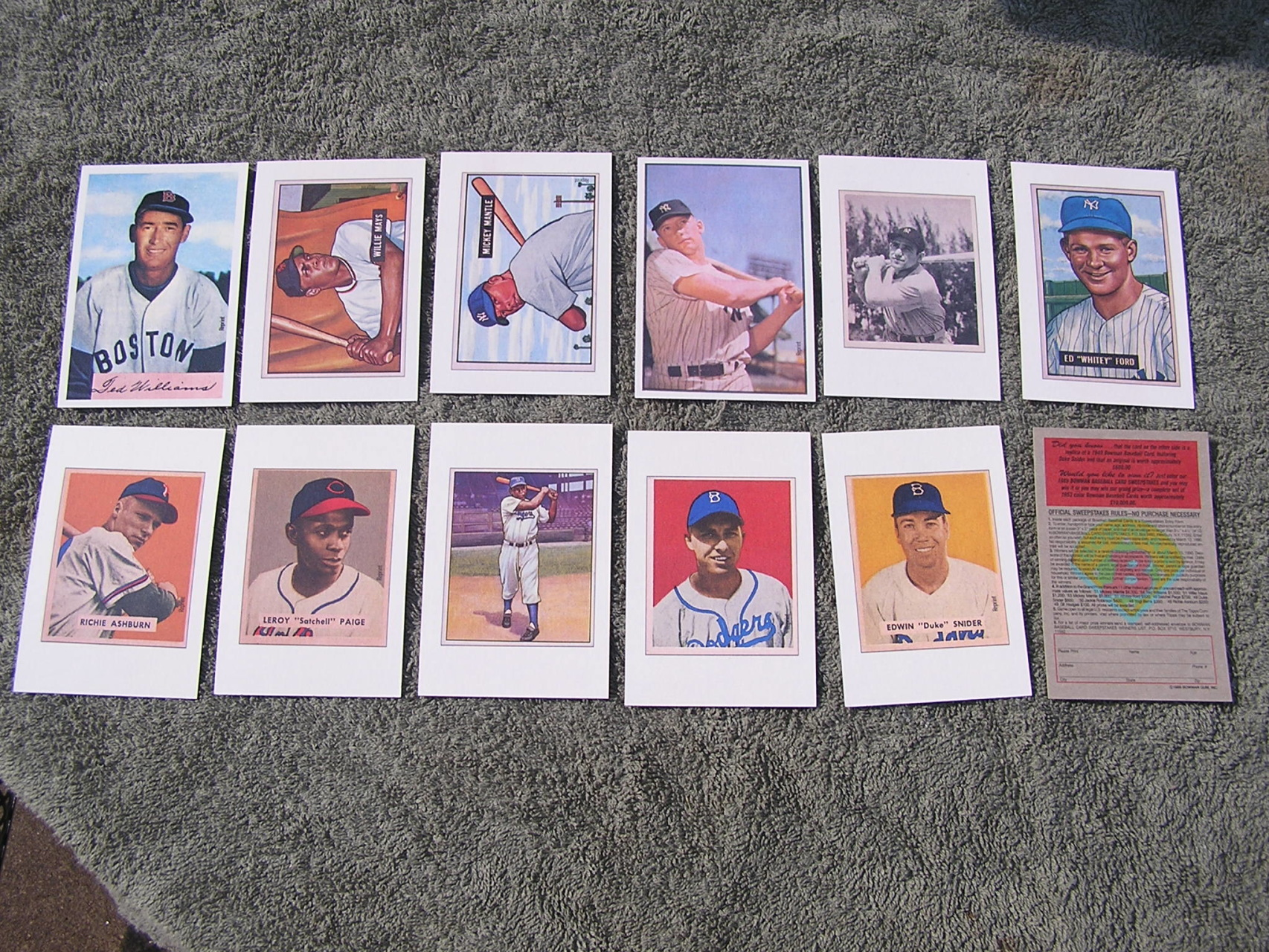 1984 1989 Baseball Trading Cards Sets For Sale Baseball